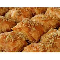 Prava turška baklava z orehi Svilna pot