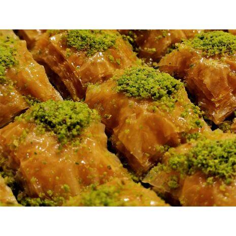 Turška baklava s pistacijo Svilna pot